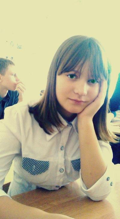 Елена Протасова, 2 октября 1997, Уварово, id199726631