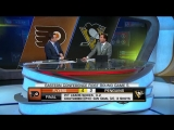 NHL Tonight: Flyers Win Apr 20, 2018