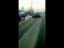 ДТП возле ЦГБ в Бийске 08.01.18