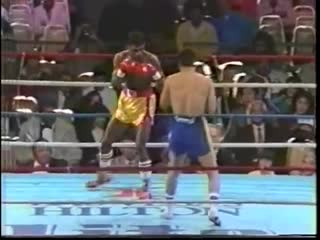 Джулиан Джексон vs Ин Чул Бек (полный бой) [21.11.1987]