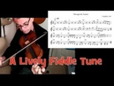 Lively Fiddle Tune - Through the Tunnel