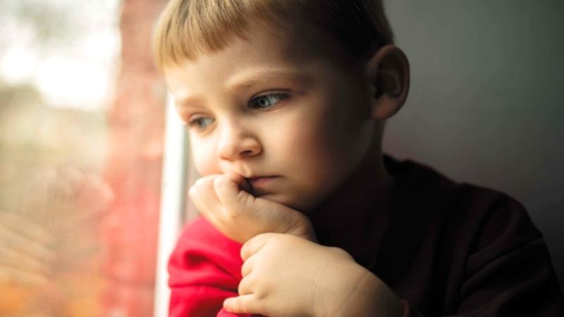 Тётя Ира мама скоро приедет спросил меня Сашенька Я так скучаю по ней захныкал малыш