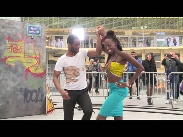 Afro Dance - Real Semba in Paris by Claudio Dolk and Efy Afro-ginga | Urban Films Festival