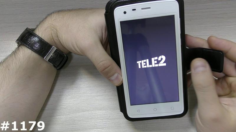 Прошивка Tele 2 Midi 1.1 и Mini 1.1, Hard Reset и Разблокировка FRP аккаунта Google
