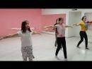 Современный танец. педагог Ольга Широкова
