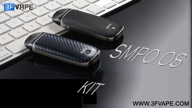 SMPO OS 650mAh TC Pod System Starter Kit