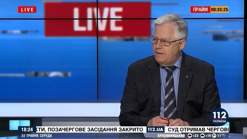 """П Симоненко в эфире 112 Украина"""" 22 05 2019"""