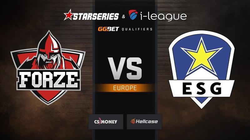 ForZe vs. EURONICS, map 1 nuke, StarSeries i-League S6 EU Qualifier