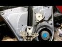 ремонт трапеции заднего стеклоподъемника Passat B5