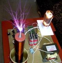 Далее изучим схему экспериментальной установки, которую возьмём только за прототип.
