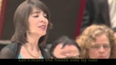 Monika Jalili جان مریم With Montreal Symphony Orchestra with English Subtitles