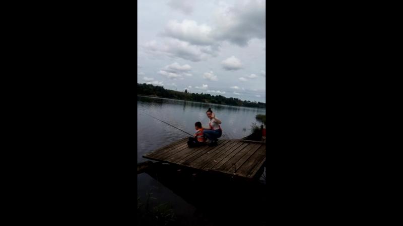 15.08.2018г. ВОЛХОВ river