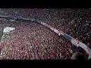 FC Bayern vs Wfl Wolfsburg Bayern fans 22.8.2014