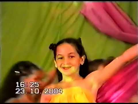 Бенефіс танцювального колективу Грація (повна версія), Білокуракине, 23.10.2004