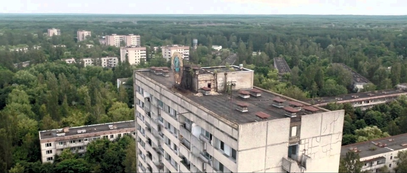 Postcards from Pripyat Chernobyl Drone Footage