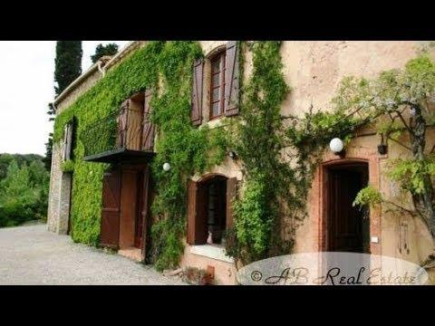 2282 Carcassonne area: Beautiful stone farmhouse for sale