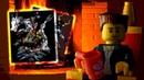 Посиделки с АВ 30 Самоделки драконов и другие шикарные работы Lego 7