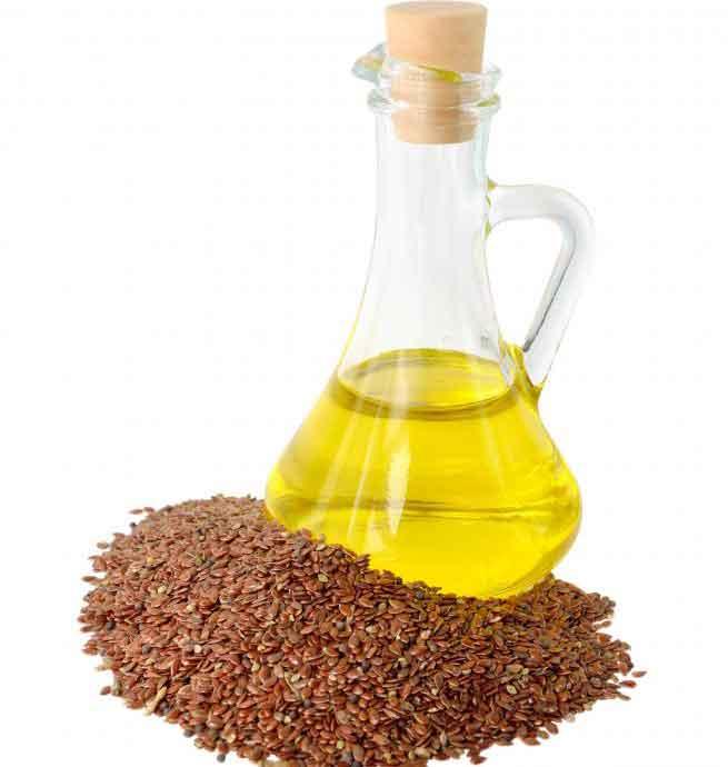 Семена льна являются растворимой клетчаткой и полезны для толстой кишки.