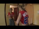 SLIVAN #295 - Naked Across America Capri Cavanni in Atlanta, Day #4