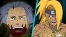 Предсмертные слова членов Акацуки в аниме Наруто