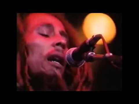 Bob Marley Running Away - Boston 78 HD