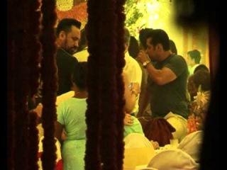 Salman Khan & family says farewell to Ganapati 3
