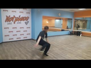 Школа танцев Hot Place -Break-dance