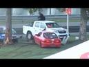 Il video dello spaventoso incidente di Valentina Tomasello