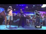 Dancehall Choreography on Fuse TV blacka d danca sir legend kye kye (ghetto legacy)