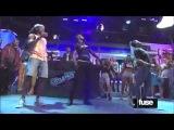 Dancehall Choreography on Fuse TV blacka d danca sir legend kye kye (ghetto legacy)