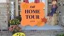 FALL 2018 HOME TOUR DOLLAR TREE HOBBY LOBBY MORE