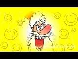 1 Апреля. Прикол. Анимационная видео открытка-поздравление в стихах с 1 Апреля.