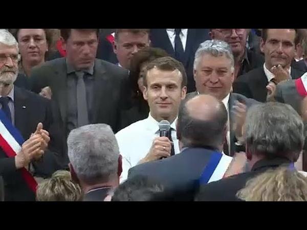 Дебаты во время протестов: как Франция справляется с кризисом…