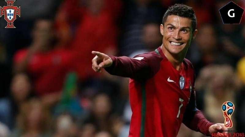 Все голы Португалии на ЧМ 2018   All Portugal goals for the World Cup 2018