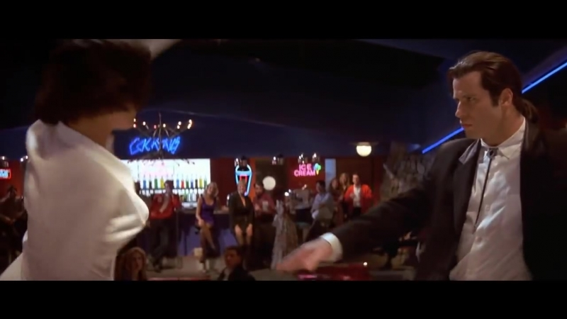 """Pulp Fiction _""""You Never Can Tell_"""" [HD]"""