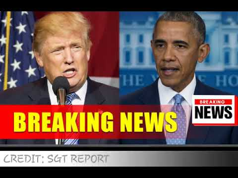 Trump Just DECLARED The Last Warning To Obama When I'm Done It'll Be Like You Were Not Even Her
