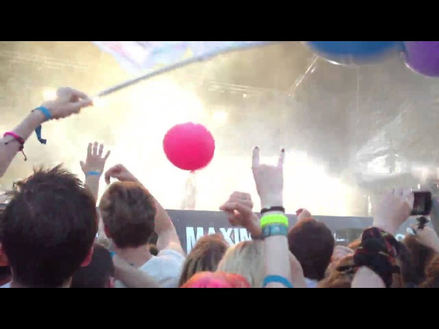 30 Seconds To Mars The Kill Live Maxidrom 2013