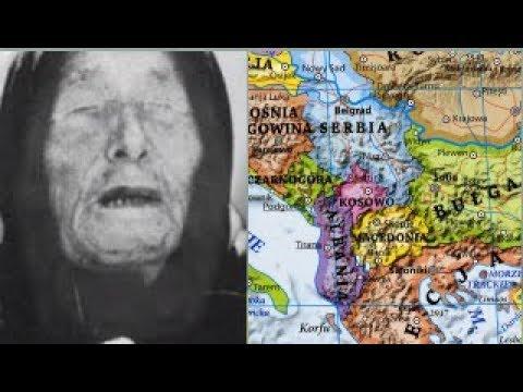 Naježićete se - Ono Što je Baba Vanga Predvidela za Srbiju i Kosovo!