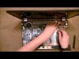 Как разобрать Ноутбук HP Pavilion g7 ( HP Pavilion g7 disassembly. How to replace HDD, RAM)