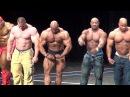 Jay Cutler, Kai Greene, Juan Morel, Evan Centopani, Victor Martinez, Dexter Jackson - Pose Down @ 2013 NPC Bev Francis Atlantic
