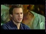 Heath Ledger A Knight's Tale interview