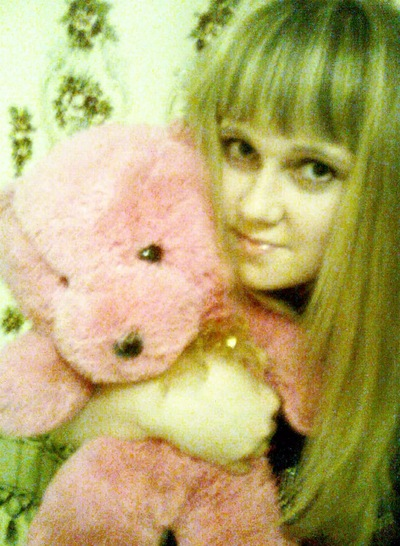 Анастасия Логинова, 30 октября 1994, Старый Оскол, id125087104