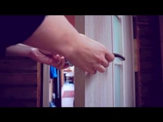 Монтаж ручки в межкомнатную дверь. Установка межкомнатного замка женскими руками