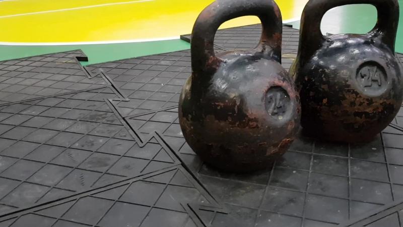 Спартакиада Печорского ЛПУМГ Гиревой спорт 16 06 18