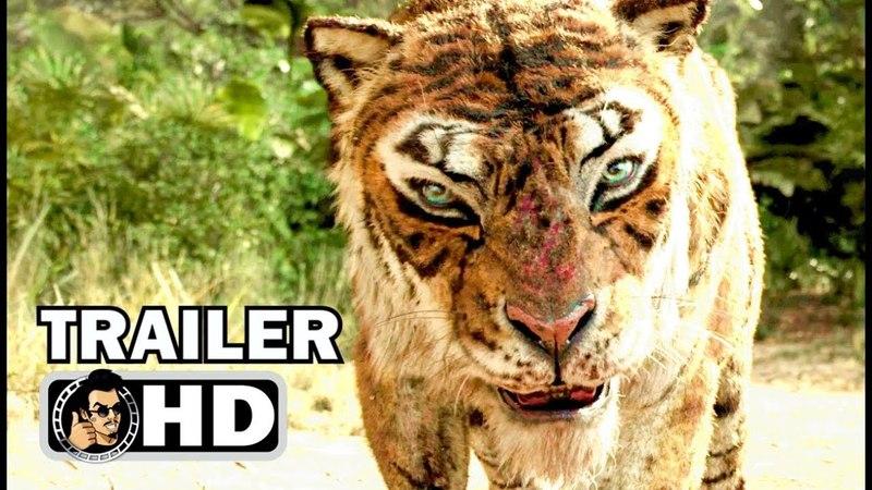 MOWGLI Official Trailer 1 (2018) Andy Serkis, Cate Blanchett The Jungle Book Movie HD