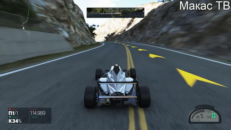 Formula Gulf FG1000
