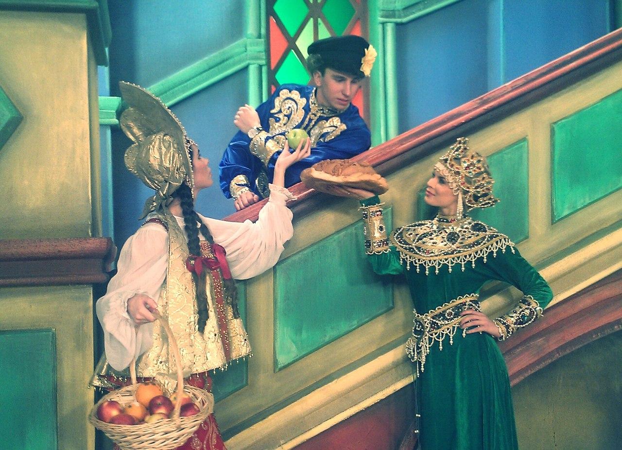 Сказка три богатыря 24 фотография