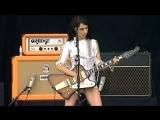 PJ Harvey - Платье - HD Live (V Festival 2003)