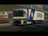 [ETS2 v1.23] Renault Truck Mega Pack + Cabin DLC *4-Versions*