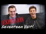 Cameron Dallas & Marcus Johns Talk Christmas and Expelled with Seventeen!